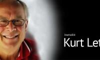 Foredrag med Kurt Leth