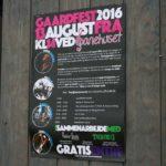 Gaardfesten 2016