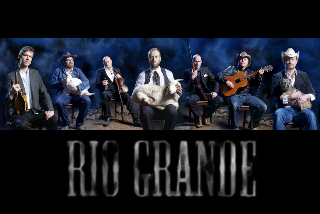 Rio Grande & Rust (Country)