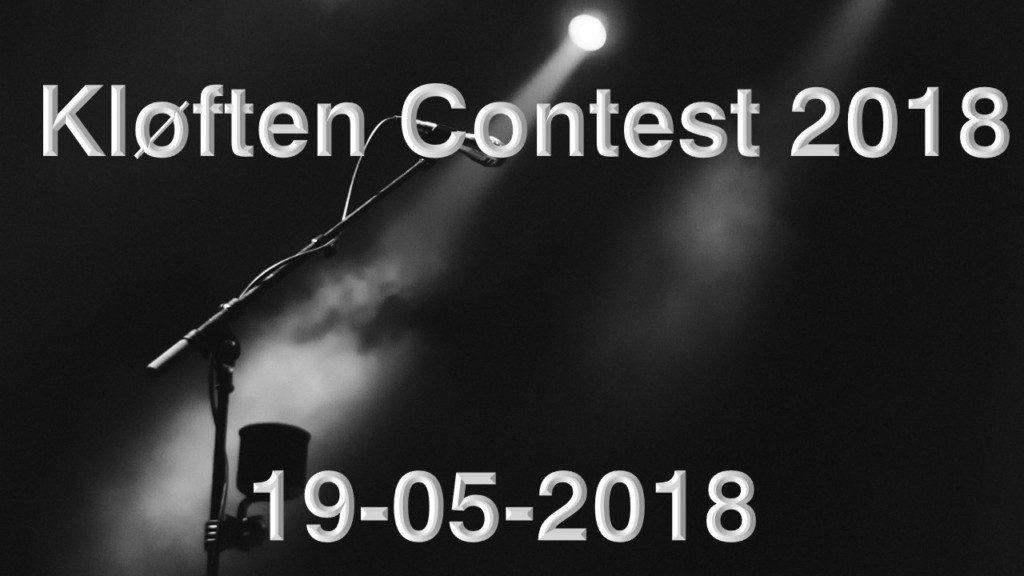 Kløften Contest 2018
